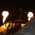 Fotos von der 2 Täler Skishow